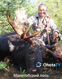 За лосем в Северную Манитобу