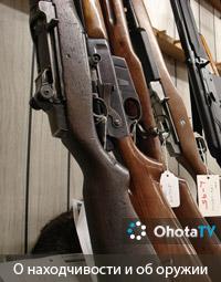 О находчивости и об оружии