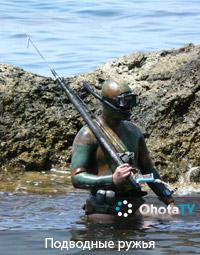 Подводные ружья