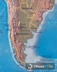 Охота в Аргентине