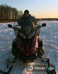 Рейд на снегоходах Ямаха