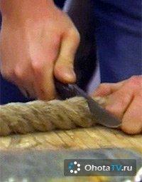 Туристические ножи на выставке
